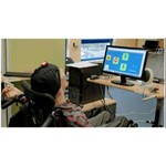 Advanced video console adapted to recreational rehabilitation - INTERPLAY