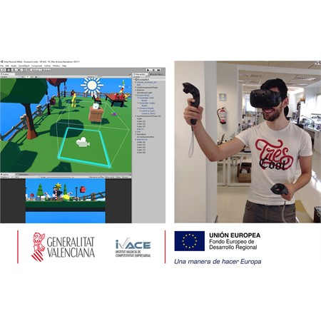 AIJU researches in low-cost Immersive Technologies for the toys sector