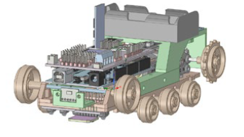 desarrollo modular de robots